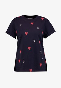 edc by Esprit - CORE - T-shirts med print - navy - 4