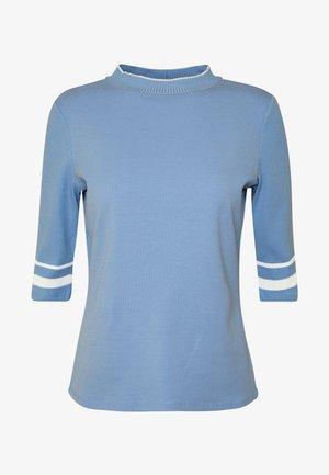 CREW  - Print T-shirt - blue lavender