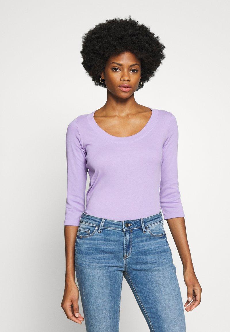 edc by Esprit - CORE WIDE - Camiseta de manga larga - lilac