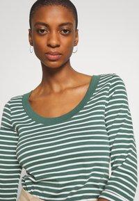 edc by Esprit - FLOW  - Topper langermet - khaki green - 3