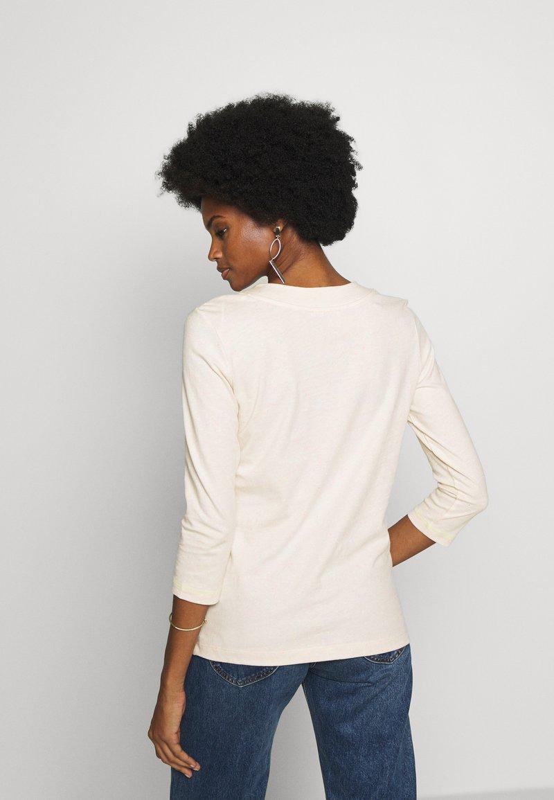 edc by Esprit NEPPY - Topper langermet - off white