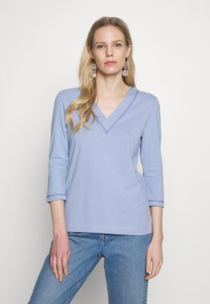 NEPPY - Long sleeved top - grey blue
