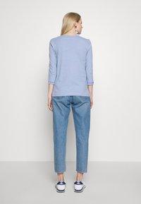 edc by Esprit - NEPPY - Topper langermet - grey blue - 2