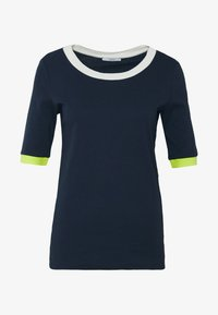 edc by Esprit - Print T-shirt - navy - 4
