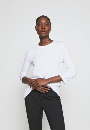 RAINBOW TAP - Long sleeved top - white