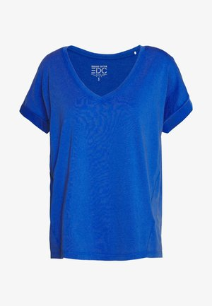 Camiseta básica - bright blue