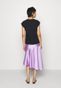 edc by Esprit - CORE EMBRO - T-shirts med print - black - 2
