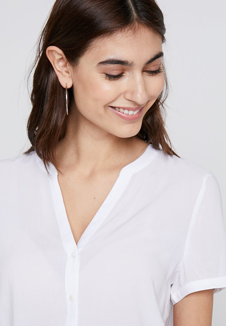 edc by Esprit - 40'S RAYON - Bluse - white