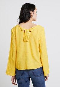 edc by Esprit - SOFT - Blouse - honey yellow - 2