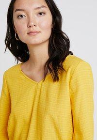 edc by Esprit - SOFT - Blouse - honey yellow - 3