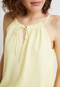 edc by Esprit - Top - light yellow - 5