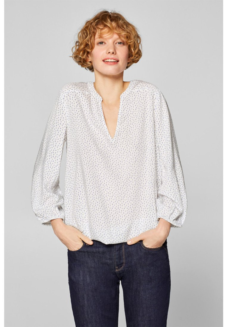 edc by Esprit - Bluse - off white