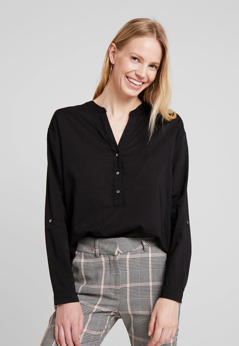 edc by Esprit - SOLID - Bluse - black