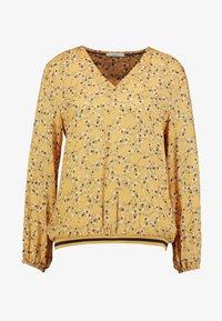 edc by Esprit - FLUENT - Blus - honey yellow - 4