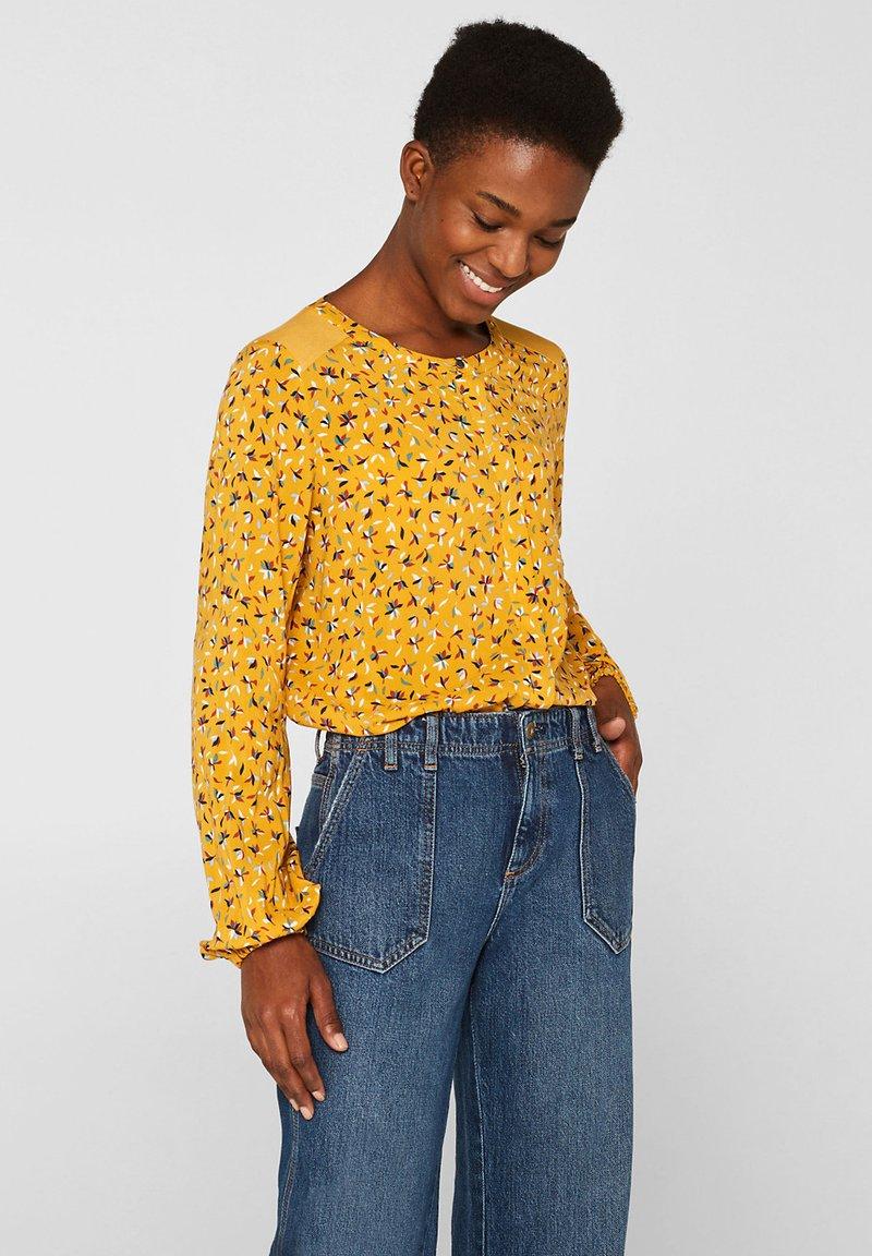 edc by Esprit - Hemdbluse - honey yellow