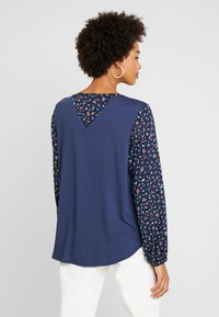 edc by Esprit - Button-down blouse - navy - 2