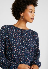 edc by Esprit - Button-down blouse - navy - 3