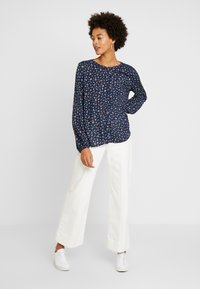 edc by Esprit - Button-down blouse - navy - 1