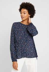 edc by Esprit - Button-down blouse - navy - 0