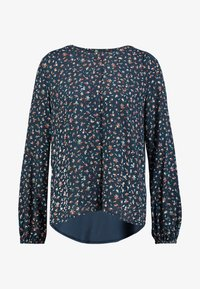 edc by Esprit - Button-down blouse - navy - 4