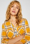 edc by Esprit - MIT ORGANIC COTTON - Bluse - honey yellow