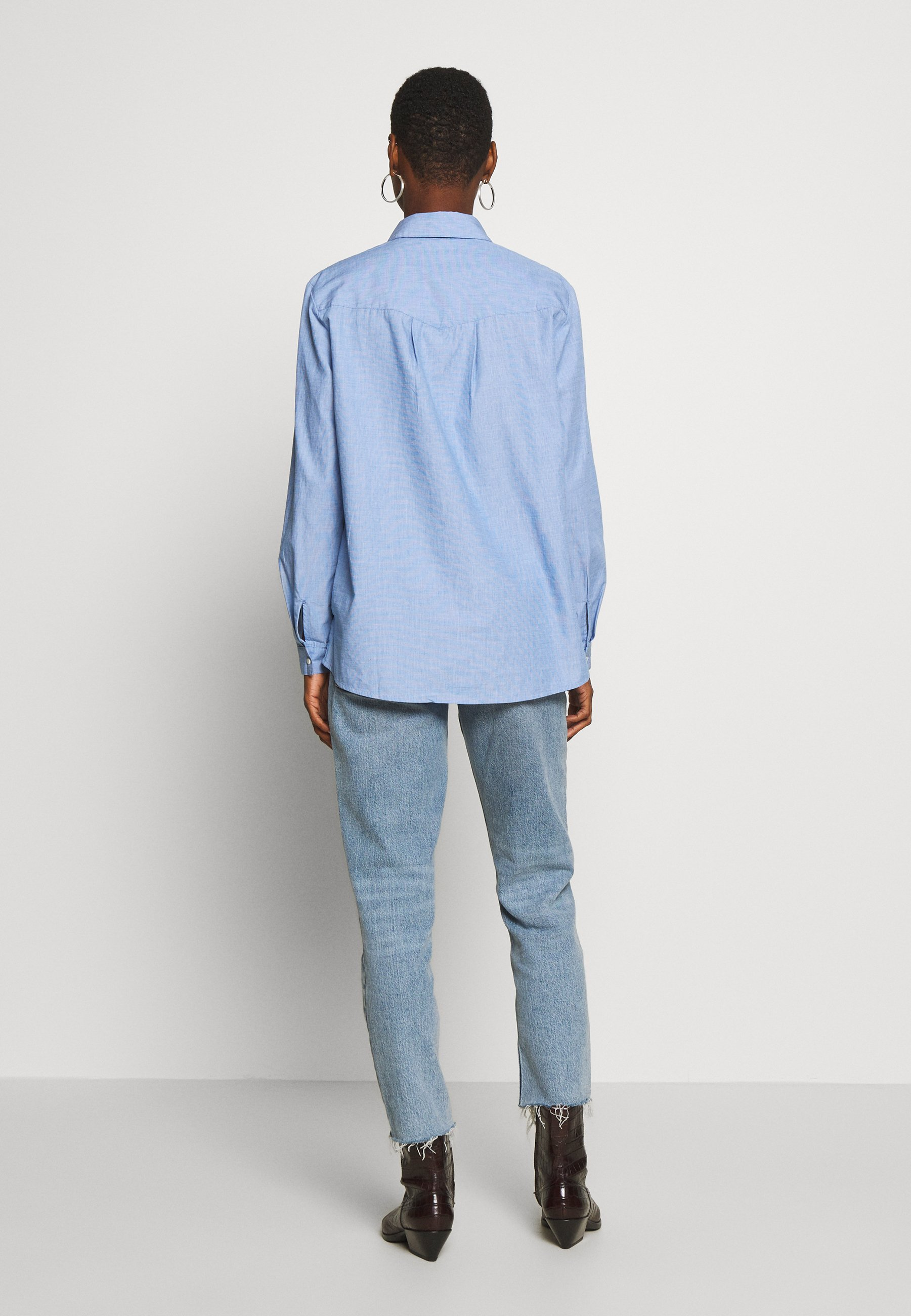 edc by Esprit Koszula - light blue