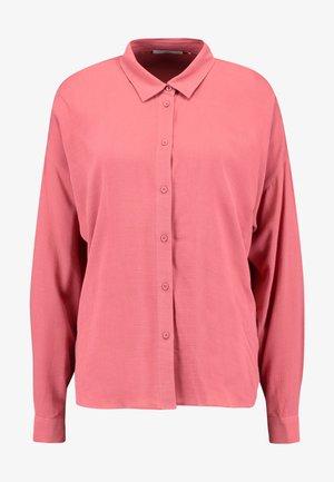 NEW SLUB - Skjorte - blush