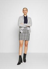 edc by Esprit - NEW SLUB - Button-down blouse - navy - 1
