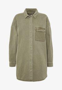 edc by Esprit - Skjorte - khaki green - 4