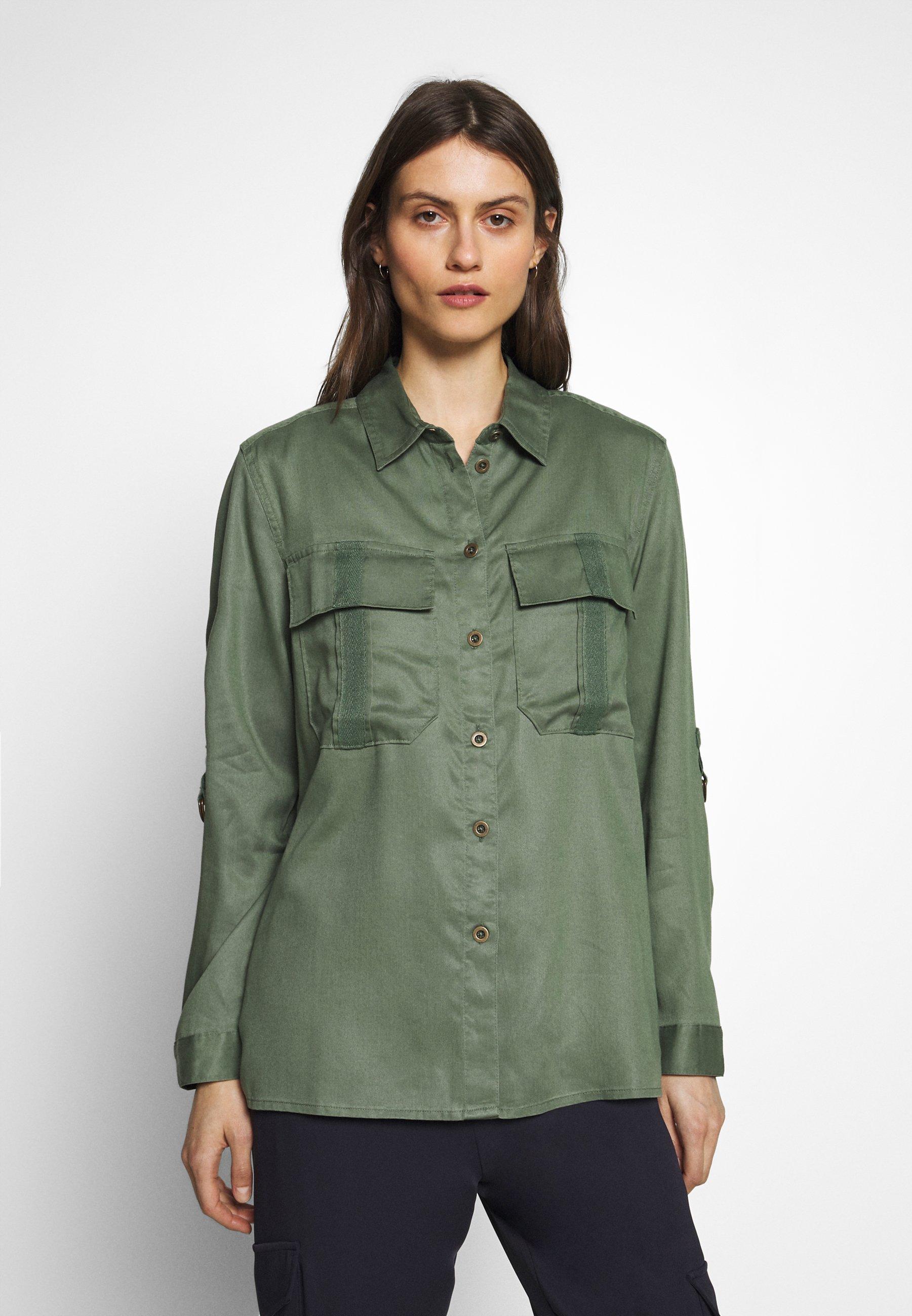 edc by Esprit Skjorte - khaki green