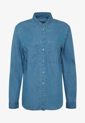 EASY BLOUSE - Hemdbluse - blue