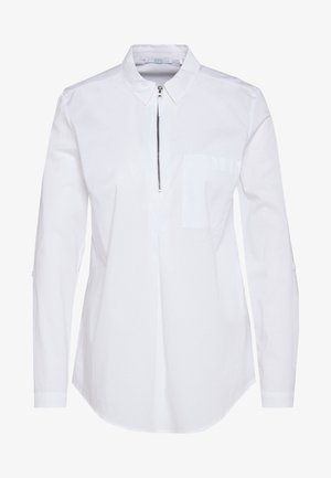 ZIPPER - Blouse - white