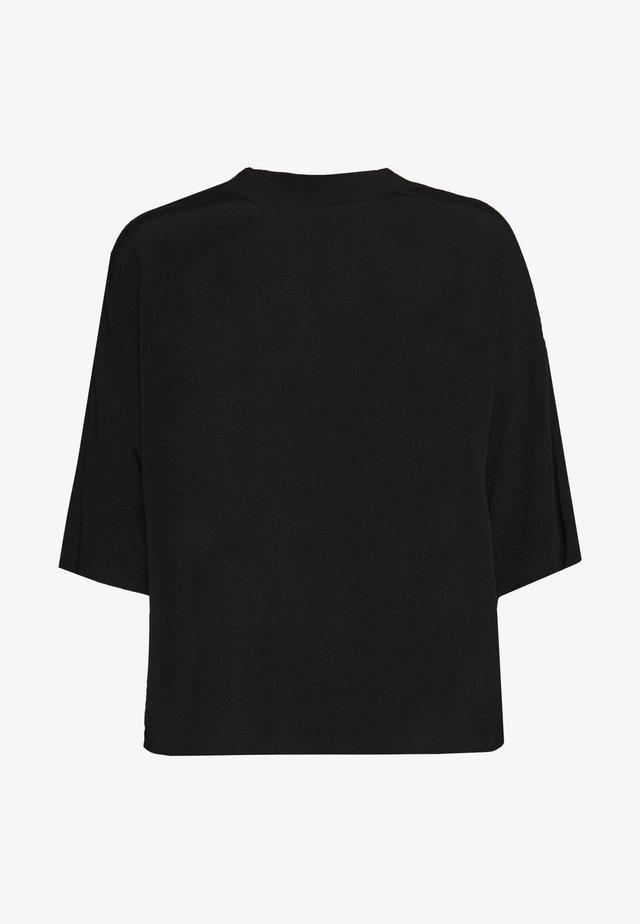 Bluzka - black