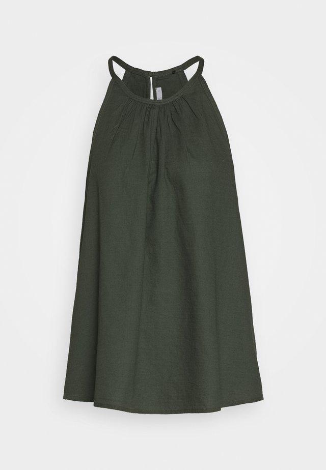 Toppi - khaki green