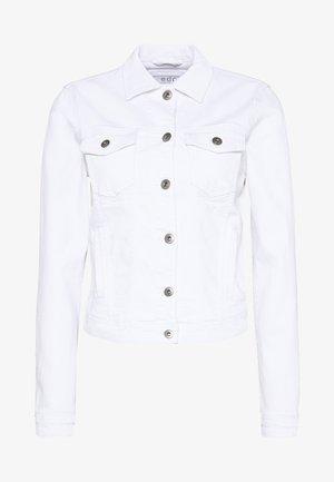 Jeansjacka - white