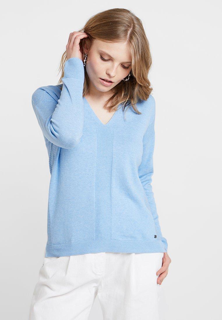 edc by Esprit - Jumper - light blue