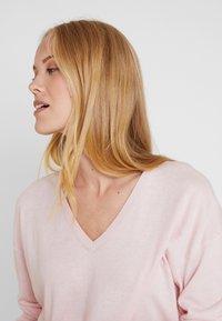 edc by Esprit - OCS LLT  - Strickpullover - light pink - 3