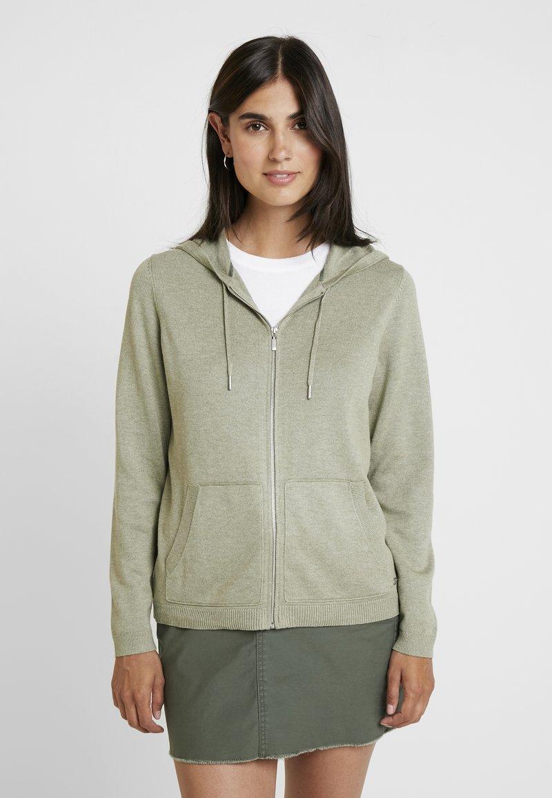 edc by Esprit - Strickjacke - khaki green