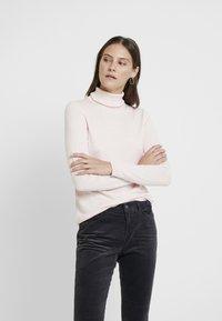 edc by Esprit - TURTLEN - Pullover - light pink - 0