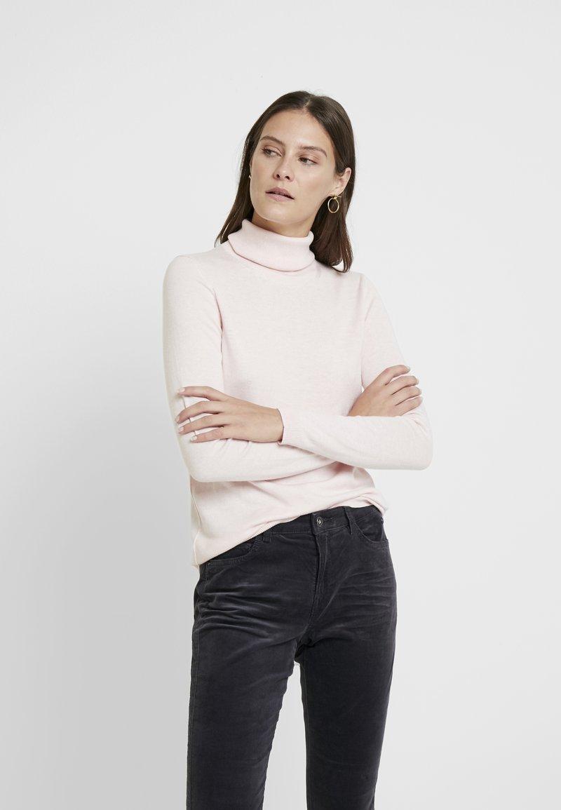 edc by Esprit - TURTLEN - Pullover - light pink