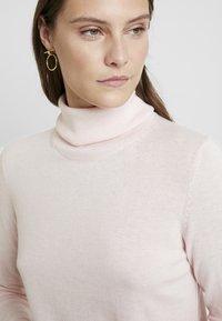 edc by Esprit - TURTLEN - Pullover - light pink - 4