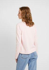edc by Esprit - BASIC OPEN CARDI - Cardigan - light pink - 2