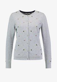 edc by Esprit - NECK - Vest - light grey - 3