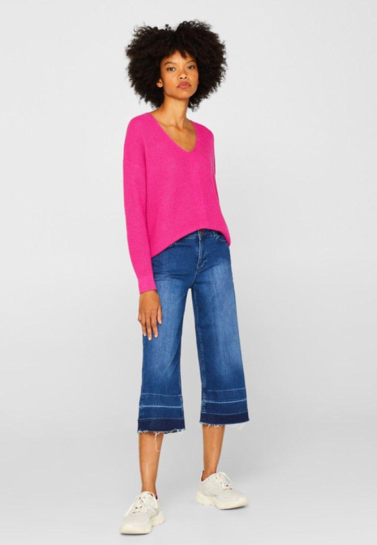 edc by Esprit - Strickpullover - pink fuchsia