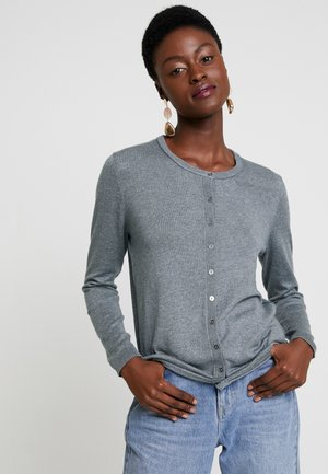 BASIC - Cardigan - gunmetal
