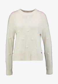 edc by Esprit - KNOTS - Maglione - off white - 4