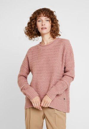 Pullover - old pink