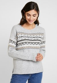 edc by Esprit - Pullover - light grey - 0