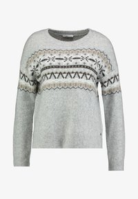 edc by Esprit - Pullover - light grey - 3