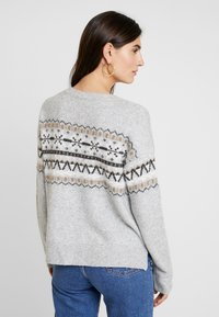 edc by Esprit - Pullover - light grey - 2